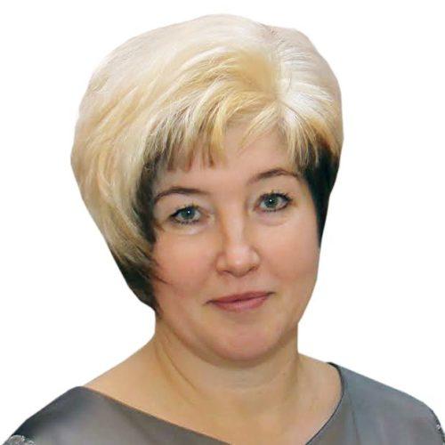 Антонова Надежда Жановна